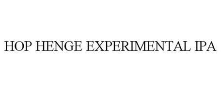 HOP HENGE EXPERIMENTAL IPA