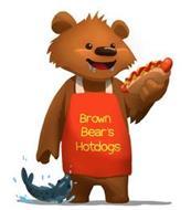 BROWN BEAR'S HOTDOGS