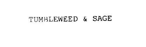 TUMBLEWEED & SAGE
