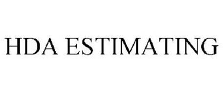 Hda estimating trademark of design america inc serial for Hda design