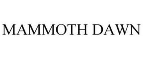 MAMMOTH DAWN