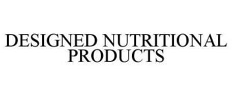 DESIGNED NUTRITIONAL PRODUCTS