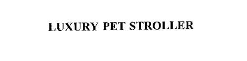 LUXURY PET STROLLER