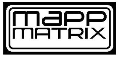 MAPP MATRIX