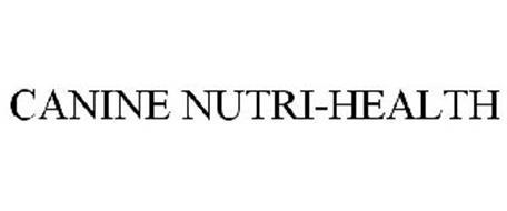 CANINE NUTRI-HEALTH