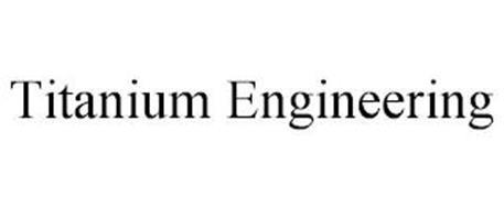 TITANIUM ENGINEERING