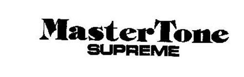 MASTERTONE SUPREME