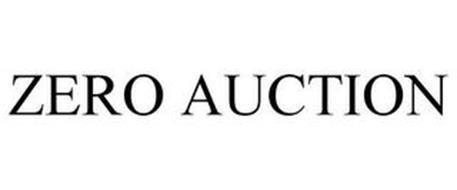 ZERO AUCTION