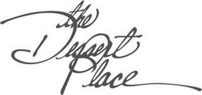 THE DESSERT PLACE