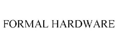 FORMAL HARDWARE