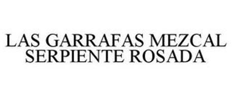 LAS GARRAFAS MEZCAL SERPIENTE ROSADA