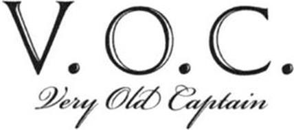 V.O.C. VERY OLD CAPTAIN