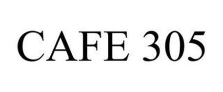 CAFE 305