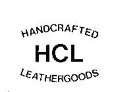 HCL HANDCRAFTED LEATHERGOODS