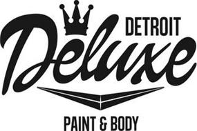 DETROIT DELUXE PAINT & BODY