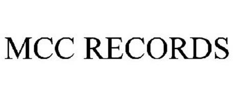MCC RECORDS