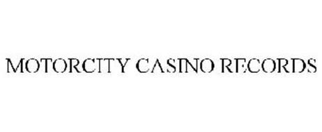 MOTORCITY CASINO RECORDS