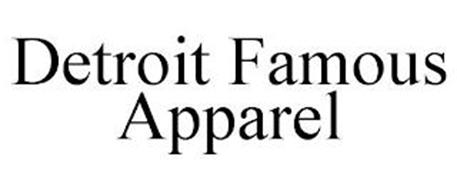 DETROIT FAMOUS APPAREL