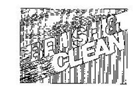 BRUSH & CLEAN
