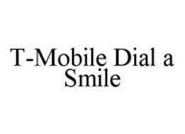 T-MOBILE DIAL A SMILE