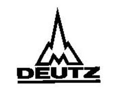 Deutz Trademark Of Deutz Aktiengesellschaft Serial Number