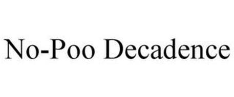 NO-POO DECADENCE