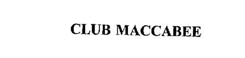 CLUB MACCABEE