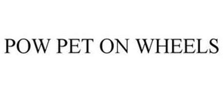 POW PET ON WHEELS