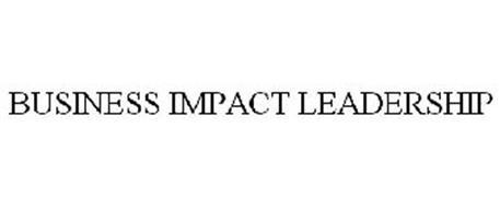 BUSINESS IMPACT LEADERSHIP