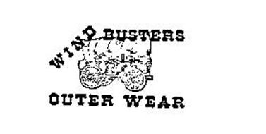 WIND BUSTERS OUTER WEAR