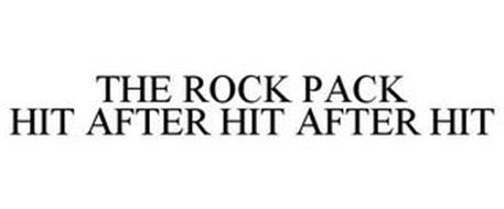 THE ROCK PACK HIT AFTER HIT AFTER HIT