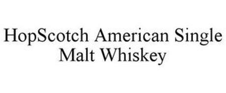 HOPSCOTCH AMERICAN SINGLE MALT WHISKEY