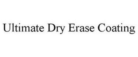 ULTIMATE DRY ERASE COATING