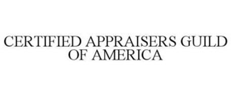 CERTIFIED APPRAISERS GUILD OF AMERICA