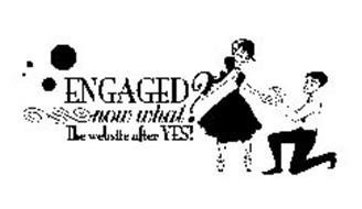 ENGAGED NOW WHAT? THE WEBSITE AFTER YES!