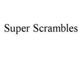 SUPER SCRAMBLES