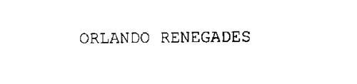 ORLANDO RENEGADES
