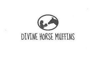 DIVINE HORSE MUFFINS
