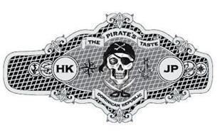 THE PIRATE'S TASTE HK JP DOMINICAN REPUBLIC