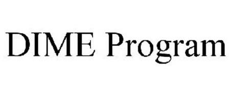 DIME PROGRAM