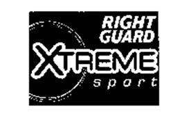 RIGHT GUARD XTREME SPORT