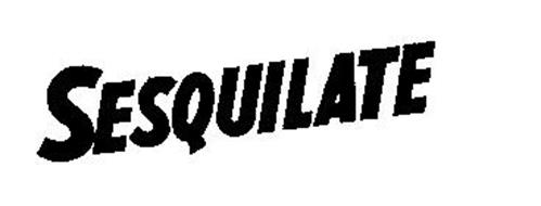 SESQUILATE