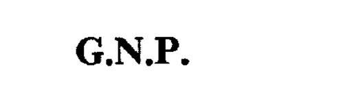 G.N.P.