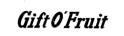 GIFT O' FRUIT