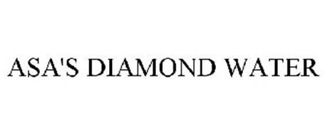 ASA'S DIAMOND WATER