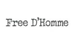 FREE D'HOMME
