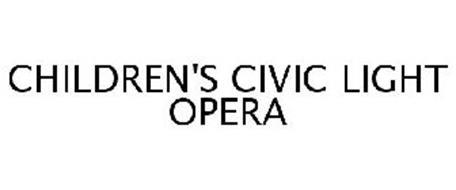 CHILDREN'S CIVIC LIGHT OPERA