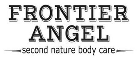 FRONTIER ANGEL SECOND NATURE BODY CARE