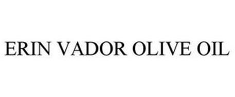ERIN VADOR OLIVE OIL