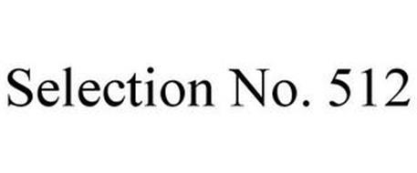 SELECTION NO. 512